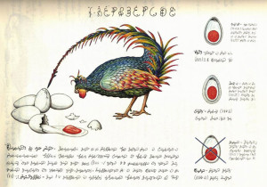 Codex Serpahinianus illustratie
