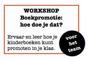 Workshop boekpromotie