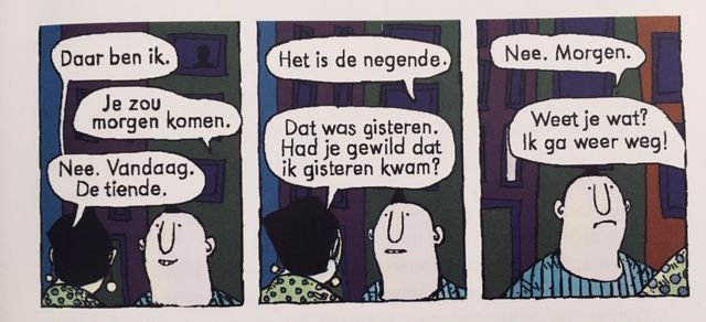 Nu is later vroeger illustratie 2