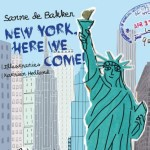 New York, here we come - Sanne de Bakker