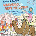 Marokko here we come - Sanne de Bakker
