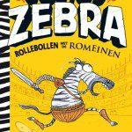 Julius Zebra Rollebollen met de Romeinen