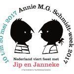 Logo Annie M.G. Schmidt week