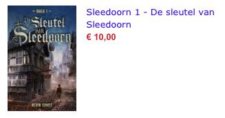 Sleedoorn 1 bol.com