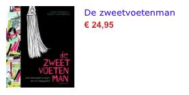Zweetvoetenman bol.com