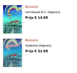 Borealis bol.com