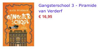 Gangsterschool 3 bol.com