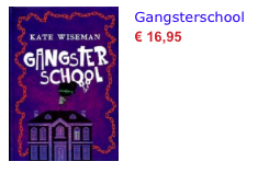 Gangsterschool bol.com