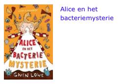 Alice en het bacteriemysterie bol.com