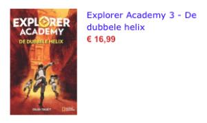 De dubbele helix bol.com
