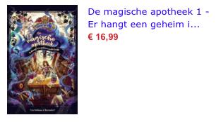 De magische apotheek bol.com