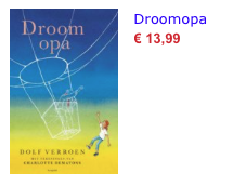 Droomopa bol.com