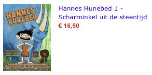 Hannes Hunebed 1 bol.com