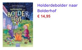 Holderdebolder naar Bolderhof bol.com