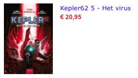 Kepler62 5 bol.com