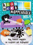 Kidsweek moppenboek deel 4