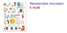 Monsterlijke microben bol.com