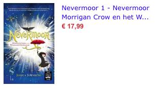 Nevermoor bol.com