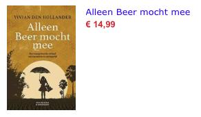 Alleen Beer mocht mee bol.com