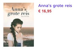 Anna's grote reis bol.com