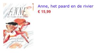 Anne, het paard en de rivier bol