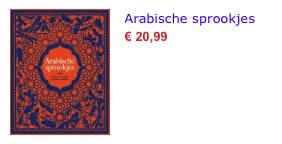 Arabische sprookjes bol.com