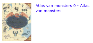 Atlas van monsters