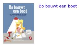 Bo bouwt een boot bol.com