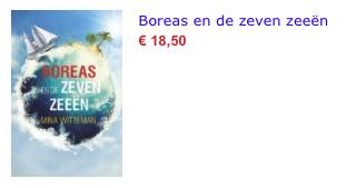Boreas en de zeven zeeën bol.com