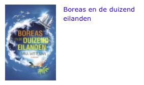Boreas en de duizend eilanden bol.com
