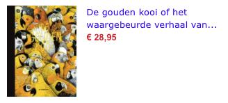 De gouden kooi bol.com