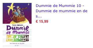 Dummie de Mummie 10 bol.com