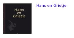 Hans en Grietje bol.com