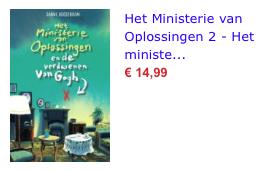 Het Ministerie van Oplosingen 2 bol.com