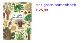 Het grote bomenboek bol.com
