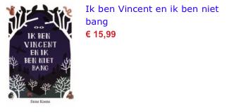 Ik ben Vincent bol.com