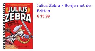Julius Zebra 2 bol