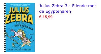 Julius Zebra 3 bol