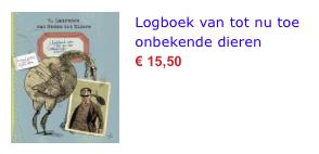 Logboek onbekende dieren bol.com