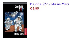 Missie Mars bol.com