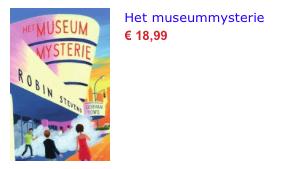Het museummysterie bol.com