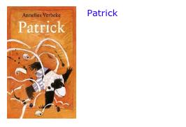 Patrick bol.com