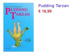Pudding Tarzan bol