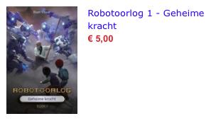 Robotoorlog 1 bol