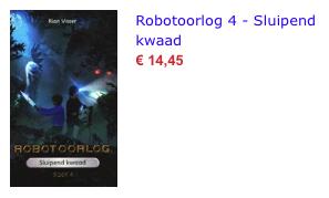 Robotoorlog 4 bol