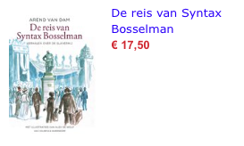 Syntax Bosselman bol.com