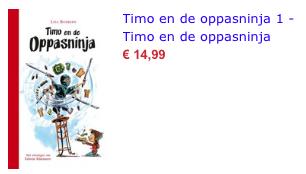 Timo en de oppasninja bol.com