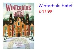 Winterhuis hotel bol.com