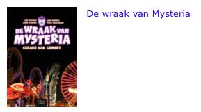 De wraak van Mysteria bol.com