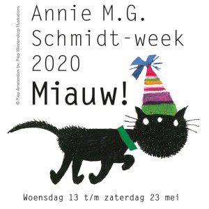 Logo Annie M.G. Schmidtweek 2020